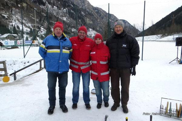 Mannschaft - Rotes Kreuz Muhr