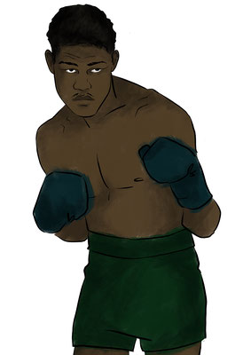 "Serie ""Boxer"" Joe Louis"