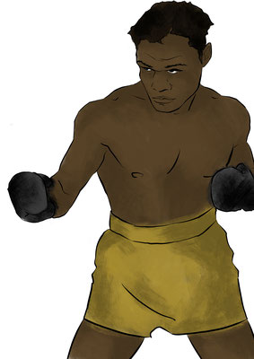 "Serie ""Boxer"" Henry Armstrong"