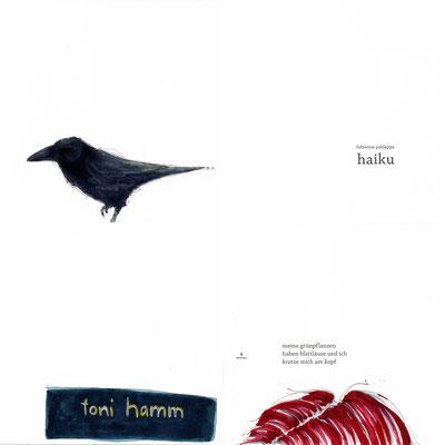 """Projekt """"haiku sucht"""" mit Fabienne Pakleppa www.haikusucht.de"""