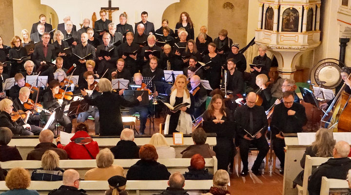 Mozartrequiem und Wiener Totentanz, Concertino Orchester