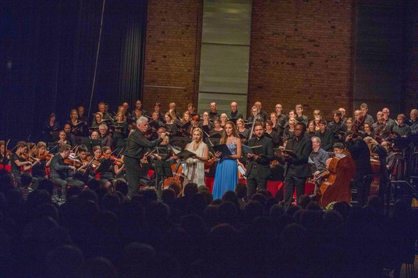 9. Symphonie Beethoven, EinklangPhilharmonie Münster