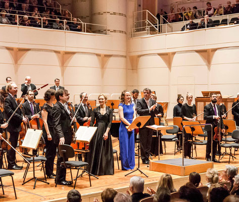 Mozartmatinee, Dortmunder Konzerthaus, Dortm. Philharmoniker und Gabriel Feltz, Magdalena Müllerperth