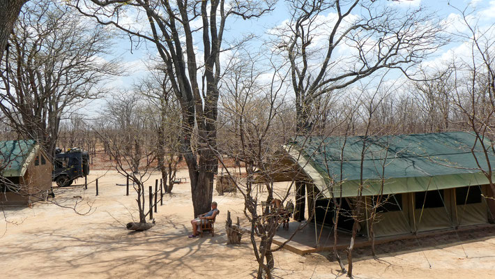 Kapula Camp, Hwange NP ZIM