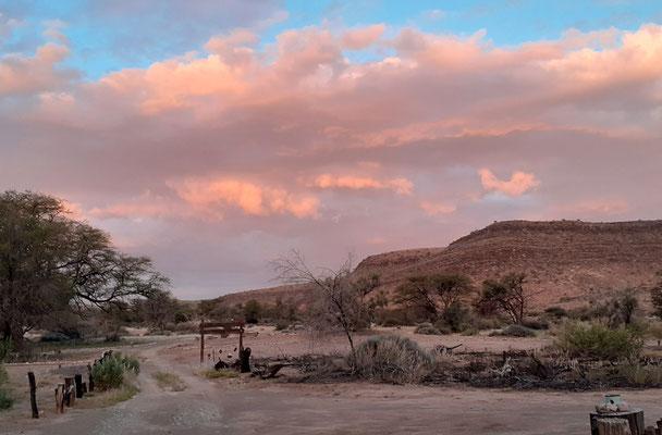 Campen am Tsauchab