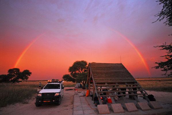 Kalahari-Camp