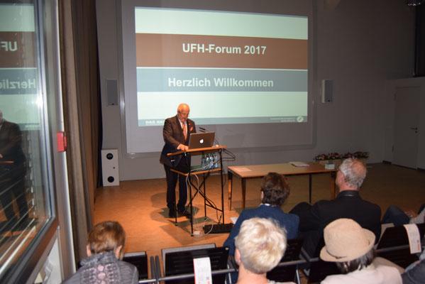 Kammerpräsident Joachim Wohlfeil