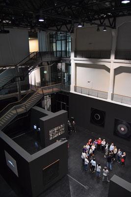 Museum im Industriedenkmal (ehemalige Industriewerke Karlsruhe-Augsburg IWKA)