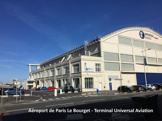 Terminal Universal