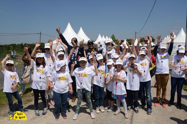 Des enfants « extraordinaires » et des enfants « ordinaires » enthousiastes