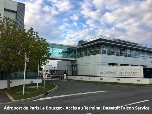 Terminal Dassault Falcon Service