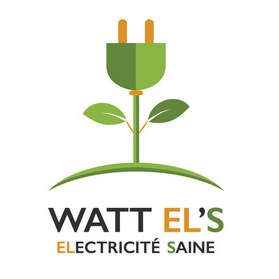 Logo WATT EL'S - Logo&Co Communication Cancale
