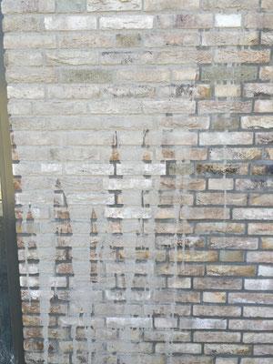 bouwvuil verwijderen van gevel