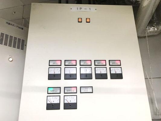 動力用電気コンバーター交換工事の様子。その11【新潟】