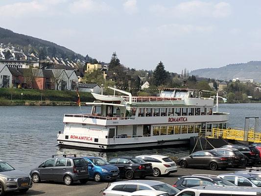 Schiff Romantica der Firma Kolb