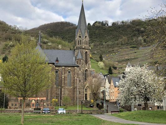 Kirche in Sankt Aldegund