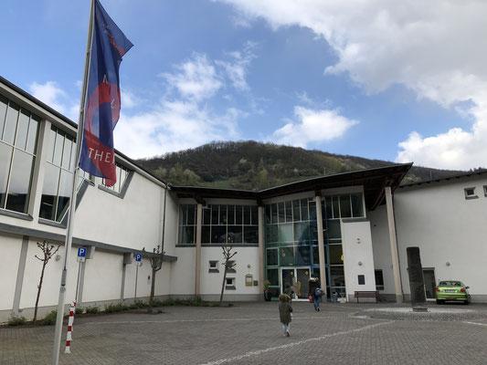 Eingang Moseltherme