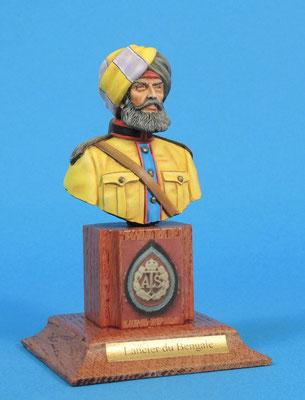 Officier Lancier du Bengale