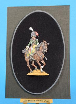 Officier de Chasseurs à cheval