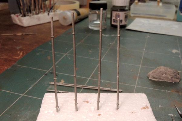 avec une mise en peinture et patine il suffit de les coller en place