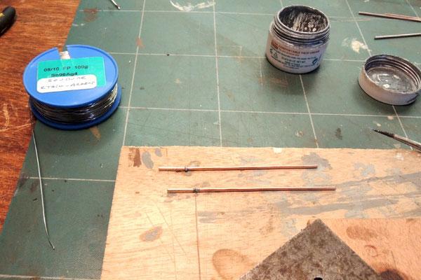 fabrication des descentes de gouttières en cuivre