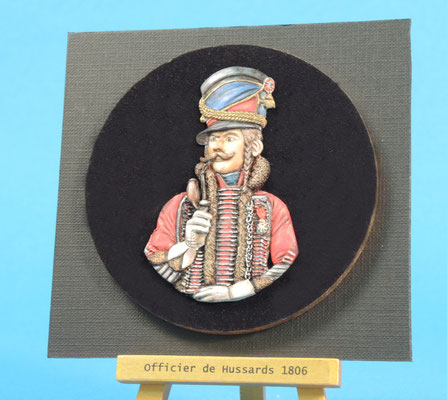 Officier de Hussards 1806