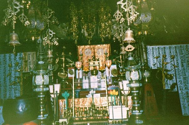 Foto Silvana Hahlgans Budda Tempel