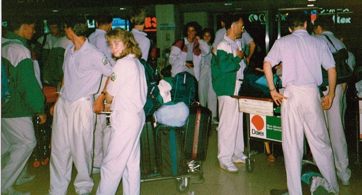 Foto Silvana Hahlgans Flughafen Osaka