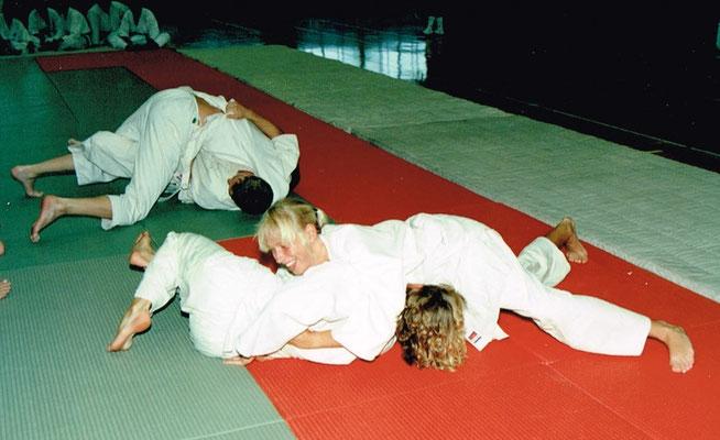 Foto Silvana Hahlgans Judo