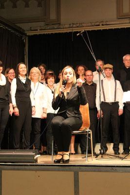 Kanon Zugabe Sing'n'Swing mit Publikum