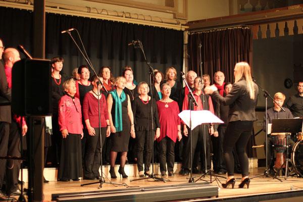 Sing'n'Swing Jubiläumskonzert  im Tattersall, in Wiesbaden