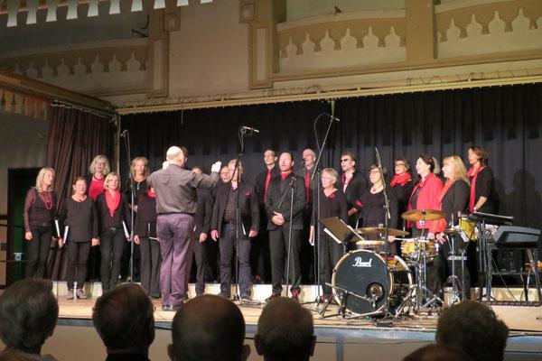 Cosi fu tutti beim Jubiläumskonzert  20 Jahre Sing'n'Swing Tattersall, Wiesbaden