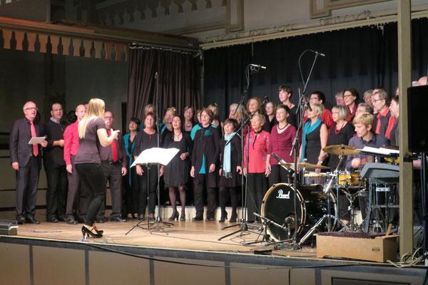 Sing'n'Swing Jubiläumskonzert  Tattersall, Wiesbaden