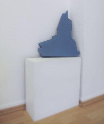 iceobject // 34x48cm // oil on wood