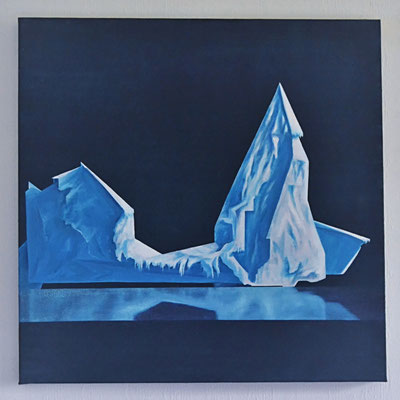iceprice // 80x80cm // oil on canvas