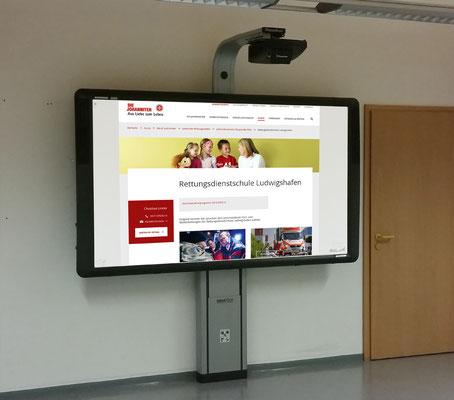 JUH Rettungsdienstschule Ludwigshafen