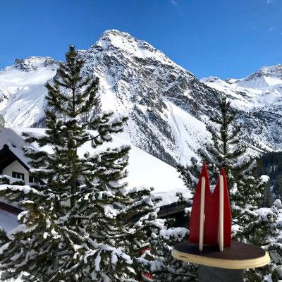 """Schweiz, Arosa: Wintersport und Natur, gutes Essen und der kleine Dom. Empfehlung: Hotel """"Hohe Promenade"""", sehr herzliches Team, tolle Zimmer und sehr gutes Essen (Claudia)"""