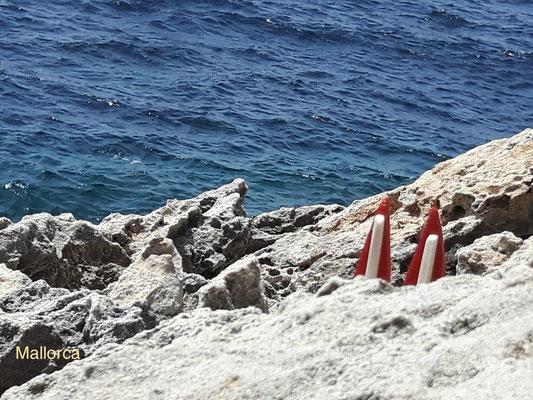 Mallorca, Kunst im Fels (Lutz)