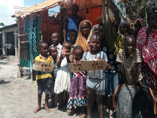 Tanzania, unser erstes Partnerland :-) (Uli)