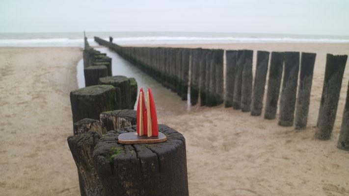 Holland, am Strand von .. na wo wohl...? (JoSi)