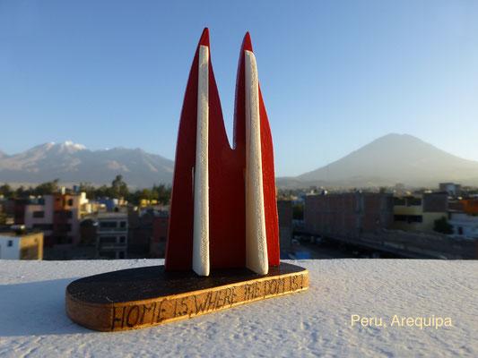 Peru, Arequipe, mit Blick auf die Vulkane (ManuMarcel)