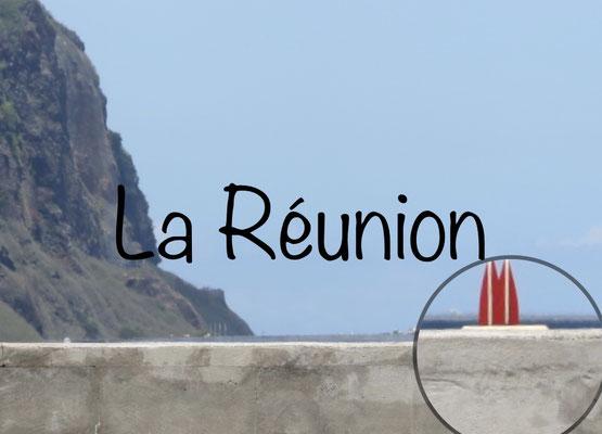 Und hier ein Gruß von der imposanten Insel La Réunion (Olga)