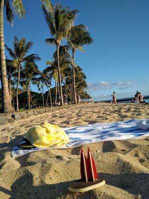 Hawaii, Honolulu... ohne Worte. (Gitta)