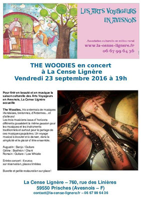 The woodies