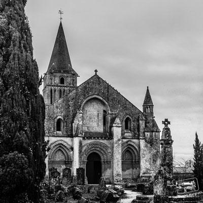 09 janvier 2014. Eglise Saint-Pierre. 17470 Aulnay.