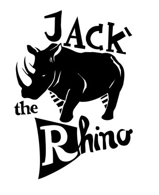 Jack the lazy Rhino