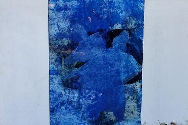tintenbär, ca. 80 x 120 cm