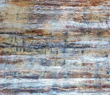 rougeâtre (borke), ca. 140 x 120 cm
