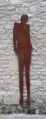 romarine, Wandskulptur, ca. 210 cm