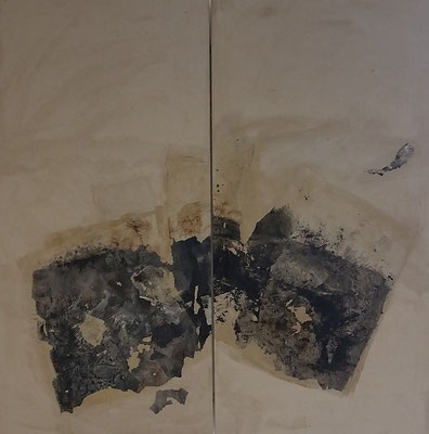papillon, ca. 120 x 120 cm